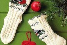"""варежки,носки """" снегири"""""""