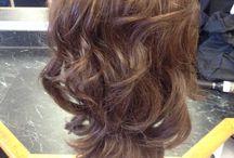 hairdressing portfolio
