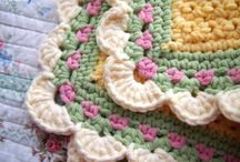 Crochet Blanket Borders