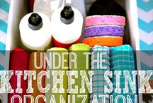Organizing / by Alicia Paine