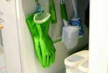 baños y cuarto de lavado