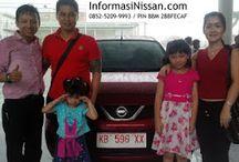 Foto Pembeli Mobil Nissan di Pontianak / Galeri Foto Yang Beli Mobil Nissan di Pontianak via sales Stevanus Sejak Tahun 2016