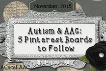 AAC / Augmentative and Alternative Communication