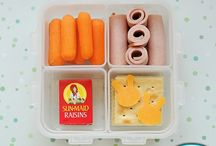 School lunch ideas! / by Brianna Springer