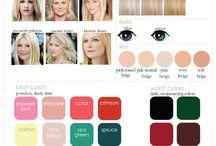 Colour types