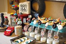 Party Ideas for Kiddos / by Marcia Larry