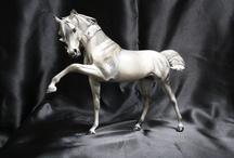 Stone Horse Models