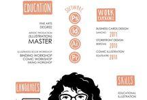 wesley grad design creative cv