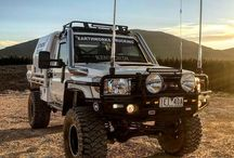Toyota 4x4 offroad
