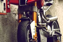 Cars & Motorcycles / by Adam Fuller