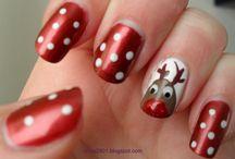 Nails / Christmas Nails