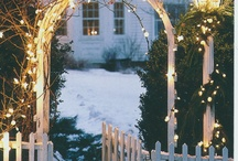 garden gates and paths to love