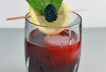 garnish cocktail