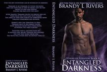 Entangled Darkness / Upcoming book from Brandy L Rivers Book 8