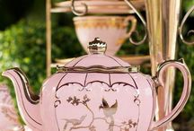 teapots and teasets