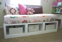 Kids Bedroom Ideas / by Living Savvy | Savvy Design West