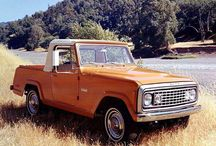 Check out this classy 1972 Jeep Commando Pickup. #TBT - photo from jeepofficial
