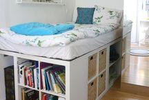 Ideeën / Bed dennis
