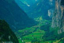 Switzerland / by Dennis J. Smith - Influence Social Marketing