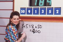 Carol Vorderman on Countdown / Carol Vorderman garnered fame as a long-time co-host a famous game show 'Countdown'. She was associated with the show from 1982 till 2008.