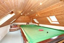 Fun Features / A pool table, jukebox or gym - what feature would you love in your property?
