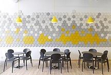 Interiors - Cafeteria / Cafe