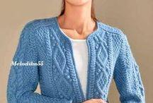 swetry zakiety