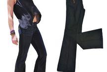 Women's Flare, Wide Leg Jean