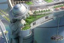 미래지향적 건축