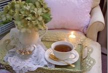 tea time / by Ellie May