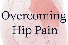 Hip pain / by Rheanne Veazey