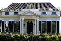GVB Architecten op de kaart / Den Haag - Hilversum - Rijswijk - Warmond - Woerden #GVBarchitecten