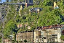 Beautiful Bristol / As part of the Clifton Hotels group we're incredibly proud of our gorgeous home city, Bristol, and we love the chance to show it off to the world! / by The Square Club