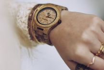 WoodWatch For Women / WoodWatch handcrafted wooden watches, made for women.