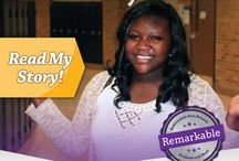 Remarkable / Meet our Remarkable Students and Staff!