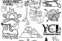 Smashbook for girls camp ideas