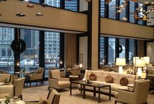 Interiors — The Langham Chicago / Snapshots from The Langham, Chicago.