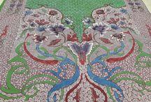pola batik tulis