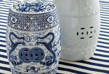 Китайский садовый табурет / Chinese garden stools