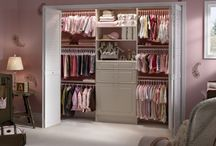 Home | Decor: Closet Organization