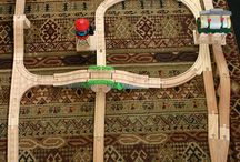 brio train layout