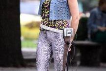 Мода 1980х