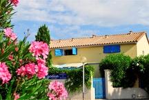 Portiragnes - Résidence Sun Village / Au bord du Canal du midi, venez découvrir Portiragnes, cette station village conviviale, en maisonnettes jumelées avec piscine, et la plage à 250m, au sein de la résidence Sun Village!