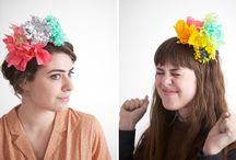 Fashion | Hair Flowers