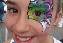 Truccabimbi  / Idee per nuovi make up dei piccoli