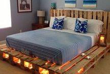 Ideias para meu quarto / É uma pasta com ideias superlegais para o seu quarto!