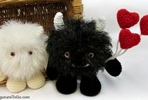 Crochet and knit toys / by Jennifer Perry