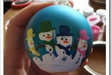 Christmas crafts / by Ana Alejandra