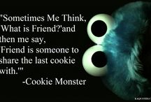 Cookie Monster / I love Cookie Monster!