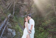 Photography - Outdoor Couples portraits